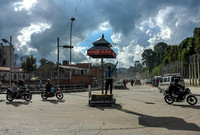 The road to Thamel